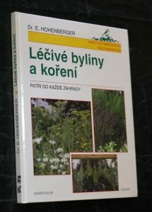 náhled knihy - Léčivé byliny a koření : patří do každé zahrady