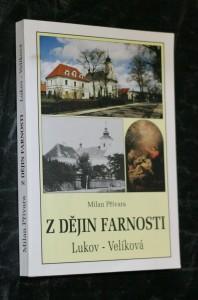 náhled knihy - Z dějin farnosti Lukov - Velíková