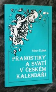 náhled knihy - Pranostiky a svatí v českém kalendáři