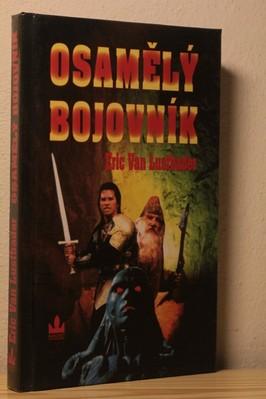 náhled knihy - Osamělý bojovník