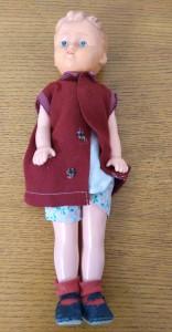 náhled knihy - Stará panenka
