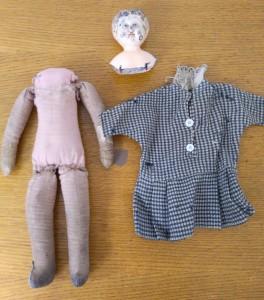 náhled knihy - Torzo panenky s plechovou hlavou