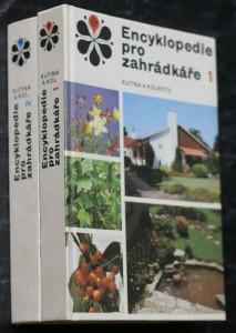 náhled knihy - Encyklopedie pro zahrádkáře, 1.-2. díl