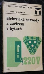 náhled knihy - Elektrické rozvody a zařízení v bytech