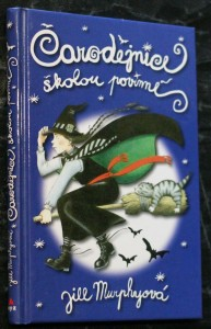 náhled knihy - Čarodějnice školou povinné