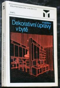 náhled knihy - Dekorativní úpravy v bytě