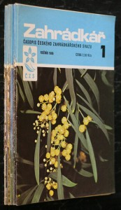 náhled knihy - Zahrádkář, ročník XVIII., č. 1.-12.