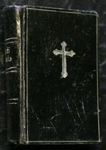 náhled knihy - Boží cesta : písně a modlitby katolického křesťana : se svolením arcibiskupské konsistoře v Olomouc