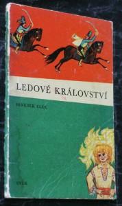 náhled knihy - Ledové království