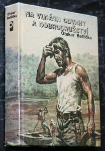 náhled knihy - Na vlnách odvahy a dobrodružství