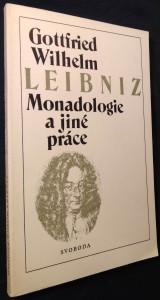 náhled knihy - Monadologie a jiné práce