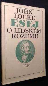 náhled knihy - Esej o lidském rozumu