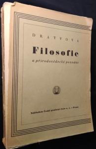 náhled knihy - Filosofie a přírodovědecké poznání