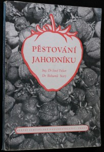 náhled knihy - Pěstování jahodníku