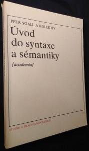 náhled knihy - Úvod do syntaxe a sémantiky