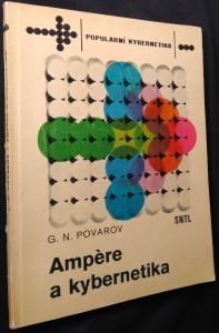náhled knihy - Ampère a kybernetika