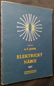 náhled knihy - Elektrický náboj