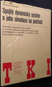 náhled knihy - Spojitý dynamický systém a jeho simulace na počítači