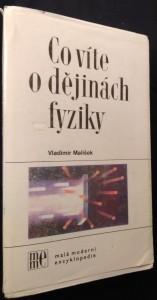 náhled knihy - Co víte o dějinách fyziky