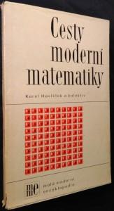 náhled knihy - Cesty moderní matematiky