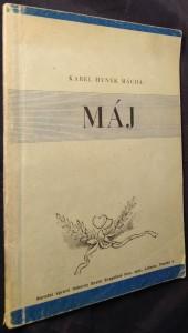 náhled knihy - Máj Mág : báseň od Karla Hynka Mách