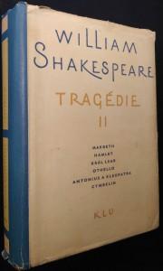 náhled knihy - Tragédie II.