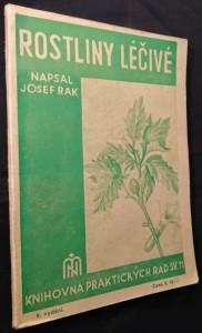 náhled knihy - Rostliny léčivé