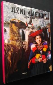 náhled knihy - Jižní Amerika : země a život