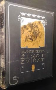náhled knihy - Brehmův Život zvířat. Díl I., Ssavci