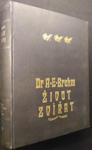 náhled knihy - Brehmův život zvířat. Díl III, Plazi, obojživelníci a ryby