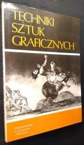 náhled knihy - Techniki sztuk graficznych