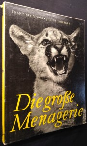 náhled knihy - Die grosse Menagerie
