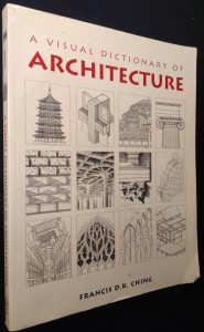 náhled knihy - A visual dictionary of architecture