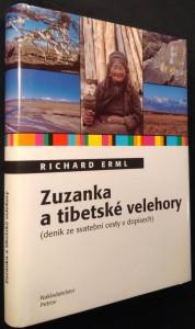 náhled knihy - Zuzanka a tibetské velehory