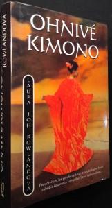 náhled knihy - Ohnivé kimono