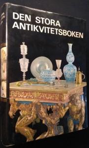 náhled knihy - Den stora antikvitetsboken
