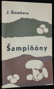 náhled knihy - Šampiňóny : Pestovanie a kuchynská úprava