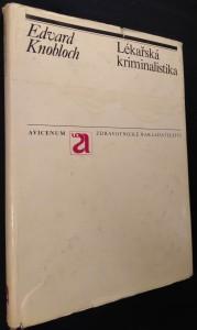 náhled knihy - Lékařská kriminalistika