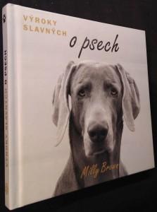 náhled knihy - Výroky slavných o psech