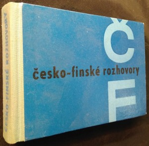 náhled knihy - Česko-finské rozhovory