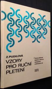 náhled knihy - Vzory pro ruční pletení