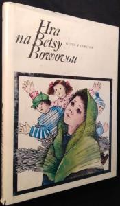 náhled knihy - Hra na Betsy Bowovou