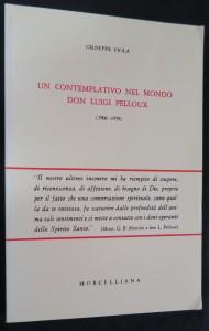 náhled knihy - Un contemplativo nel mondo : Don Luigi Pelloux (1906-1959)