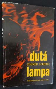 náhled knihy - Dutá lampa