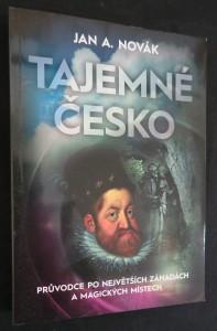 náhled knihy - Tajemné Česko : průvodce po největších záhadách a magických místech