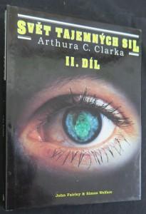náhled knihy - Svět tajemných sil Arthura C. Clarka. 2