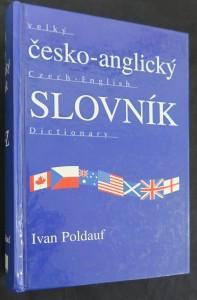 náhled knihy - Velký česko-anglický slovník = Comprehensive Czech-English dictionary