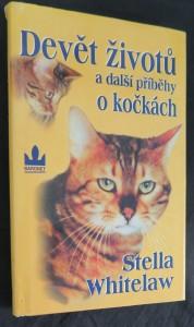 náhled knihy - Devět životů a další příběhy o kočkách