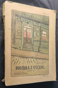 náhled knihy - Povídka z výčepu