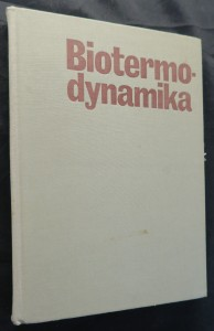 náhled knihy - Biotermodynamika